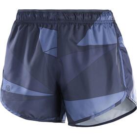 Salomon W's Agile Shorts night sky/graphite/crown blue